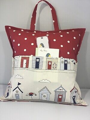 £10.99 • Buy Hand Made Childrens Reading Book Cushion. Lovely Gift.