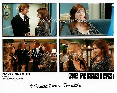 £19 • Buy THE PERSUADERS - Madeline Smith Officially Signed Photograph PERSUADERS01