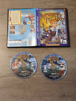 £12.89 • Buy Escape From Monkey Island, Lucasarts, PC CD-ROM