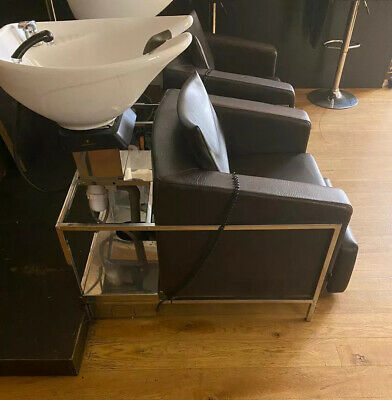 £250 • Buy Pietranera Professional Hairdressing Salon Backwash Sink And Recliner Chair
