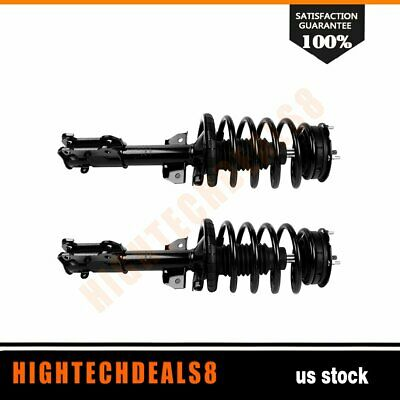 $155.59 • Buy For 2005-2010 Ford Mustang Front (2) Quick Loaded Shocks Struts W/ Coil Springs