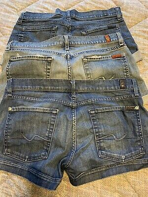 AU58.17 • Buy 7 For All Mankind Womens Shorts Size 31