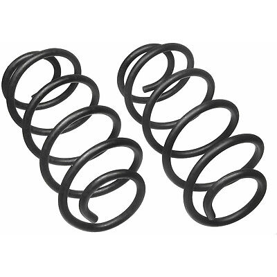 $139.52 • Buy Coil Spring Set Rear Moog 81075 Fits 05-10 Ford Mustang