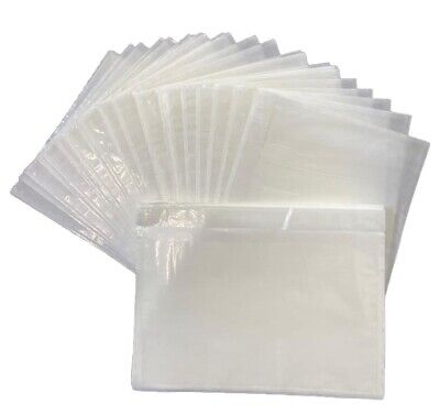 £24.53 • Buy DOCUMENTS ENCLOSED Wallets Envelopes Self Adhesive  Sticky Back - A7 A6 A5 Plain