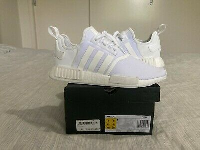 AU61 • Buy Adidas Boost NMD R1 White/Cloud White Size US 9