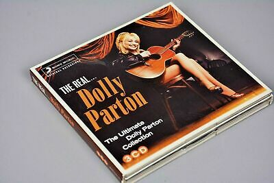 £2.99 • Buy The Real ... Dolly Parton 55 Track 3 Disc Set