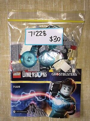 AU30 • Buy LEGO: Dimensions, 71228, Character Pack, Peter, Ghostbusters, No Box, Used
