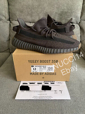 $ CDN484.92 • Buy Brand New Adidas Yeezy 350 Boost V2 Cinder Size 12 With Receipt FY2903