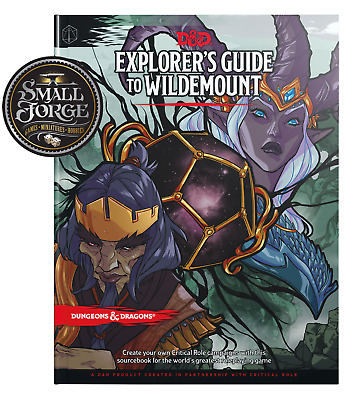 AU47.70 • Buy D&D Explorers Guide To Wildemount,5th Edition Hardcover Sourcebook, NEW