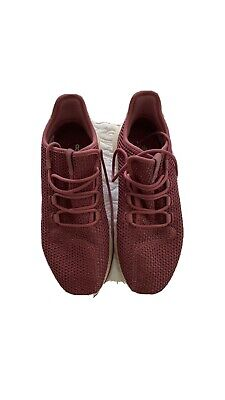 $ CDN56.39 • Buy Women's Adidas Tubular Shadow Maroon/ Off Wh  Running Shoes B37759