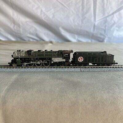 AU219.72 • Buy Con-Cor N Scale Locomotive Great Northern 4-6-4 J3a Hudson W/ Tender