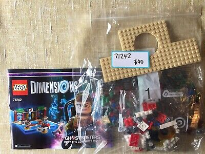 AU40 • Buy LEGO: Dimensions, 71242, Story Pack, Ghostbusters, No Box, Unopened Bags