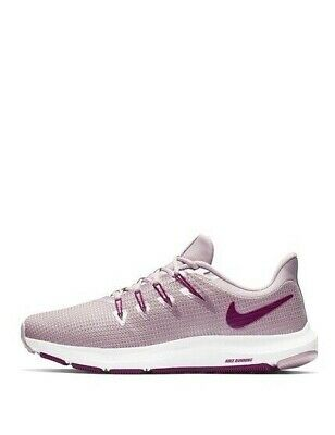$ CDN62.48 • Buy Womens Nike Quest Running Shoes Size 11 Pink Plum Purple White BV6139 500