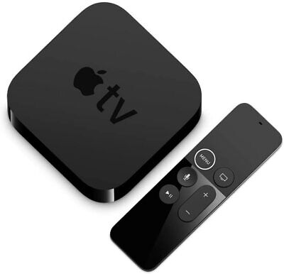 AU193.07 • Buy Apple TV (4th Generation) 32GB HD Media Streamer - A1625 NEW SEALED FREE SHIP