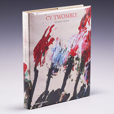 £200.01 • Buy Cy Twombly : A Monograph By Richard W. Leeman & Isabelle D'Hauteville; VG+/VG+