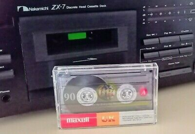 $ CDN21.37 • Buy Speed & Azimuth Setup Calibration Cassette Tape 3kHz And 3.15kHz Lots Of Tones.
