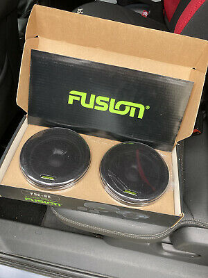 """£58 • Buy Pair Nos Fusion FSC-6E 6""""inch Component Speakers 160w Inc Tweeters"""