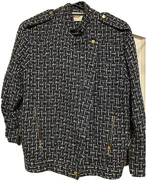 AU195 • Buy Zimmermann Tweed Jacket Size 0