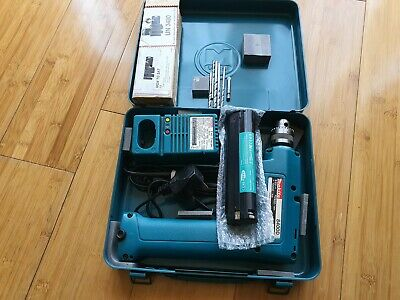 £55 • Buy Makita Cordless 8400D Hammer 9.6v Battery Drill Sold With Replacement Battery