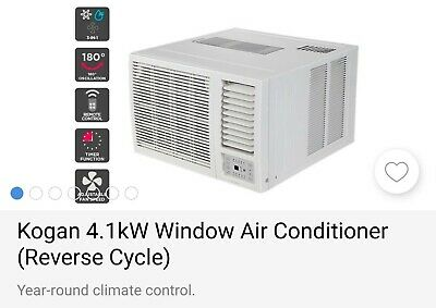 AU400 • Buy 4.1kW Window Air Conditioner (Reverse Cycle)
