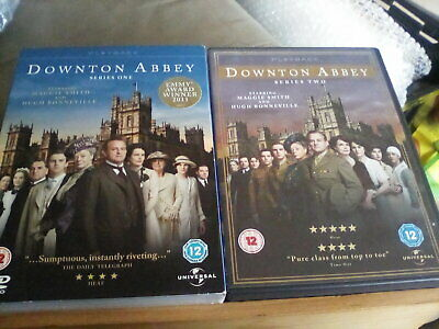 £4.29 • Buy Downtown Abbey Series 1 And 2 See Description