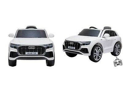 $ CDN511.52 • Buy Car Audi Q8 12V White 39903; 8014966399032; Globe S.P.A Toy, Games