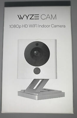 $ CDN42.45 • Buy Wyze Cam V2 1080p HD Indoor WiFi Smart Home Camera With Night Vision, 2-Way Audi