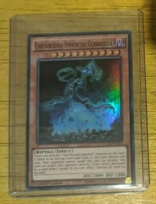 YuGiOh Earthbound Immortal Ccarayhua LC5D-EN151 Super Rare 1st Edition • 5.50£