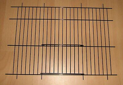 £10.95 • Buy 2 X BLACK CANARY / PARAKEET CAGE / CARRY UNI CAGE FRONTS 14  X 10  - WADES