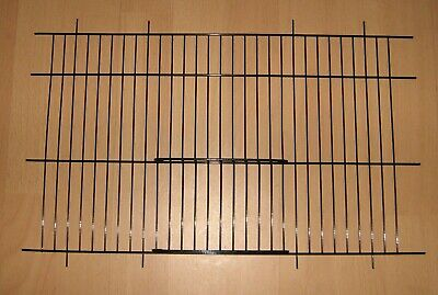 £12.95 • Buy 2 X BLACK CANARY / PARAKEET CAGE / CARRY UNI CAGE FRONTS 16  X 10  - WADES