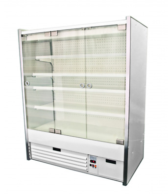 £3469 • Buy Dortmund 700 Refrigerated Multideck Display Various Colours & Dimensions