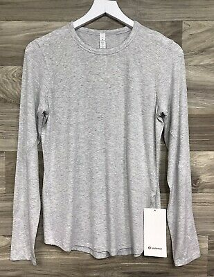$ CDN70.36 • Buy NWT Lululemon Hold Tight Long Sleeve Size 12 HCUG - 76368