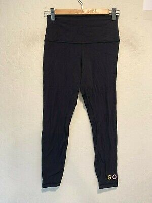 $ CDN1.24 • Buy Lululemon Athletica Women's High Waisted Leggings Size 8 Soul Cycle 25  Inseam