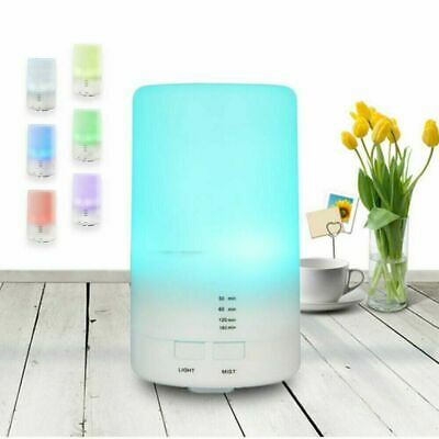 AU22.99 • Buy USB Aromatherapy Diffuser Aroma Essential Oil Ultrasonic Air Humidifier Mist AU