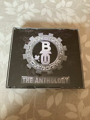 £6.50 • Buy Bachman Turner Overdrive - The Anthology - CD