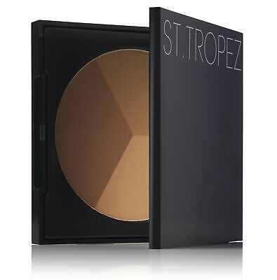£27.32 • Buy St.Tropez Bronxer, 3-in-1 Bronzing Powder, Face And Body Make Up For Contouri...