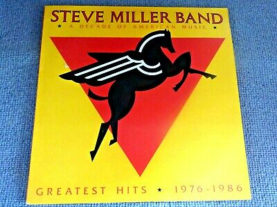 £13.99 • Buy Steve Miller Band - A Decade Of American Music - Greatest Hits (Vinyl LP)