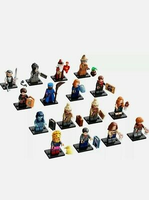$ CDN96.12 • Buy LEGO Harry Potter Minifigures Series 2 COMPLETE Set Of 16 71028 CMF Low Price!