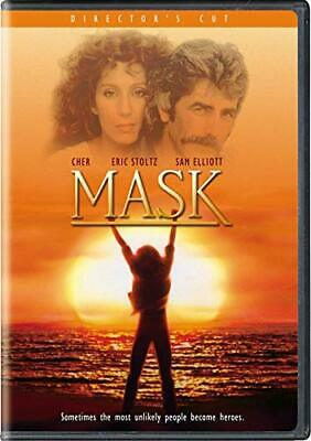 $14.31 • Buy Mask DVD Movie NR Rated Cher Eric Stoltz NEW