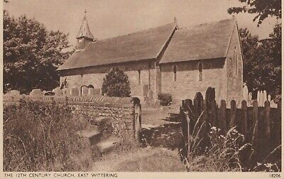 £2.39 • Buy Sussex Postcard - The 12th Century Church, East Wittering   RS23098