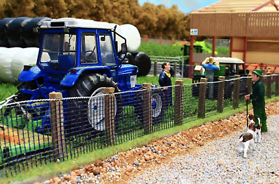 £17.99 • Buy Brushwood Toys 1:32 Scale Authentic Stock Fencing Bt2092