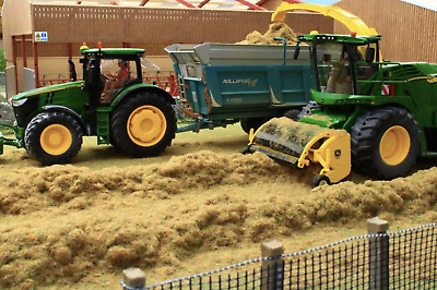 £14.99 • Buy Brushwood Toys 1:32 Scale Field Row Silage Bt2097