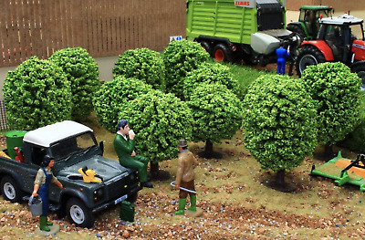 £21.95 • Buy Brushwood Toys 1:32 Scale Orchard Trees Bt3025 (10 Pack)