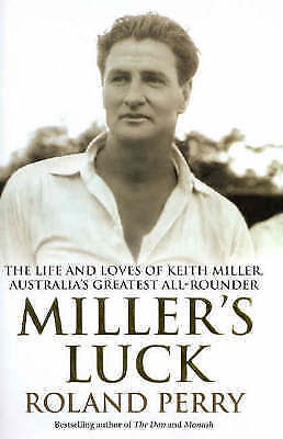 AU30 • Buy Miller's Luck By Roland Perry, 9781740513975