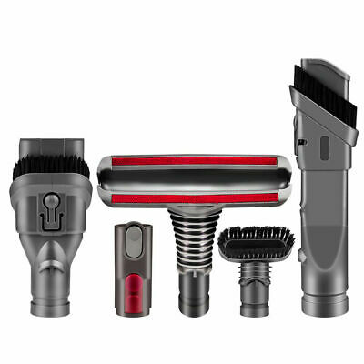 £9.95 • Buy 5Pcs Attachments Tools Kit For Dyson V6 Absolute Animal Vacuum DC16 DC24 DC35