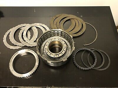 AU231.70 • Buy Ford 4R100 Transmission Diesel Direct Drum Assembly 5 Clutch Bearing Type