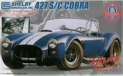 £38.99 • Buy 1:24 Scale Shelby Cobra 427SC With Engine Model Kit #