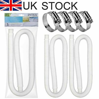 £13.99 • Buy Intex Accessory Hose 32mm Swimming Pool Pipe X 1.5m For Pump/Filter/Heater UK