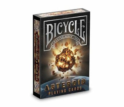 £6.99 • Buy  Bicycle Asteroid Playing Cards Poker Size Deck U.S.P.C.C. New.