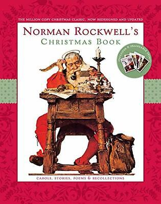 $ CDN25.22 • Buy Norman Rockwell's Christmas Book By Norman Rockwell